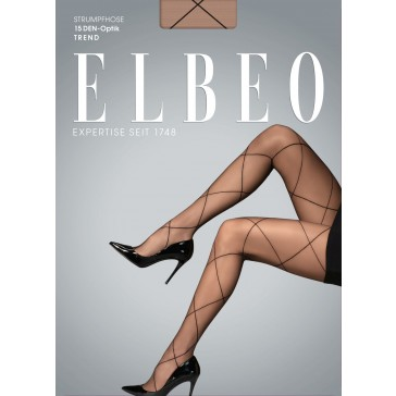 Elbeo Strumpfhose Glamorous Net schwarz