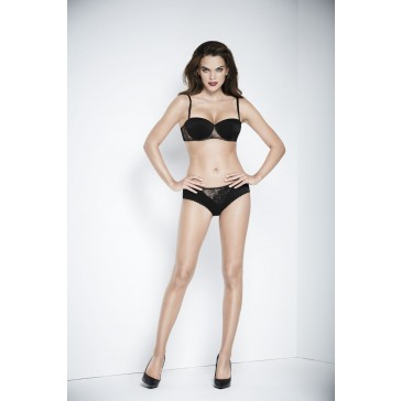 Wonderbra Balconette Exclusive BH schwarz