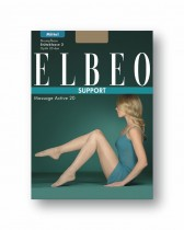 Elbeo Strumpfhose Massage Active 20