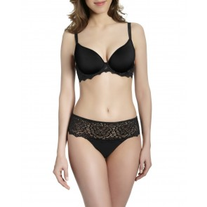 Simone Perele Caresse Shorty schwarz