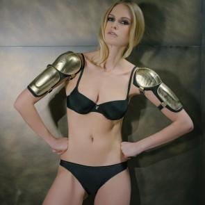 Playboy Jill Schalen BH schwarz