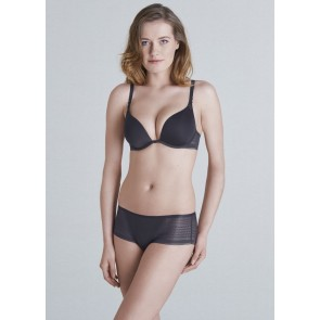 Simone Perele Muse Triangel Push UP BH anthrazit