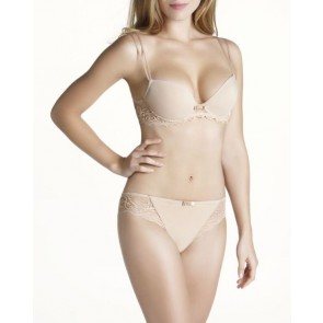 Simone Perele Celeste Push Up BH skin-rose