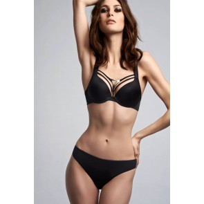 Marlies Dekkers Triangle 4cm String schwarz