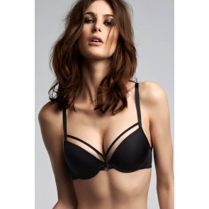 Marlies Dekkers Space Odyssey Push UP BH schwarz