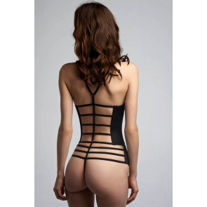 Marlies Dekkers Leading Strings 7cm String schwarz