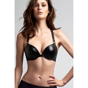 Marlies Dekkers Fatale Super Push Up BH schwarz