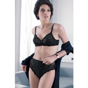 Simone Perele Eternite Taillen Slip schwarz