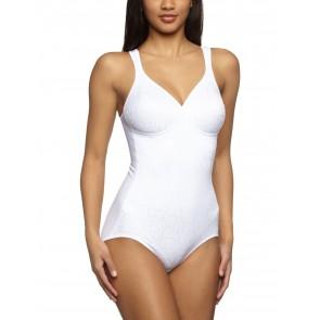 Triumph Elegant Cotton bügelloser Body weiß