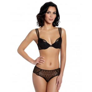 Implicite Mystere Push UP BH schwarz