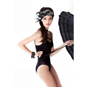 Miss Perfect Style 'n Go Body schwarz