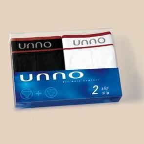 UNNO Men Bi Pack Slip 2 Slip
