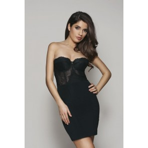 Gossard Superboost Lace Shaping Kleid schwarz