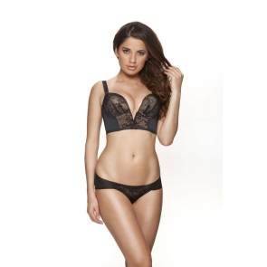 Gossard Retrolution Slip schwarz