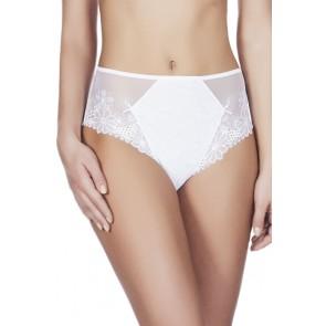 Simone Perele Bloom Taillen Slip weiß