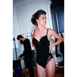 Simone Perele Caresse Body Spacer 3D schwarz