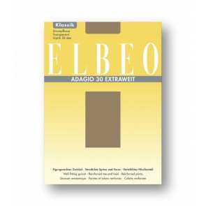 ELBEO Strumpfhose Adagio Extraweit 3er Pack