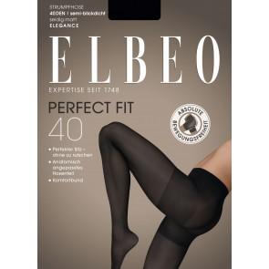 Elbeo Strumpfhose Perfect Fit 40 schwarz