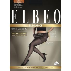 Elbeo Strumpfhose Perfect Curves 40 schwarz