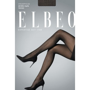 Elbeo Strumpfhose Midnight Glam bordeaux
