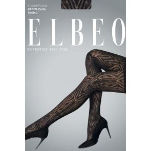 Elbeo Strumpfhose Urban Animal schwarz