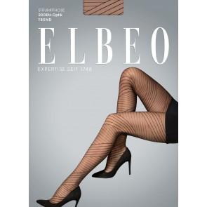 Elbeo Strumpfhose Expressive Stripes schwarz