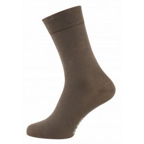 Elbeo Sensitive Bamboo Socke Women dunkel taupe