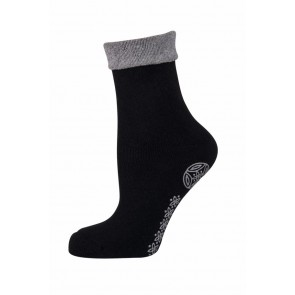 Elbeo ABS-Socke schwarz