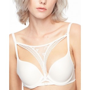 Passionata Fall in Love Push-UP BH champagner