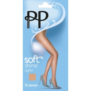 Pretty Polly Everyday Plus 15D Soft Shine Tights