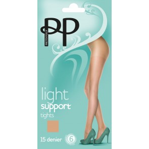 Pretty Polly Everyday Plus 15D Light Supports Tights