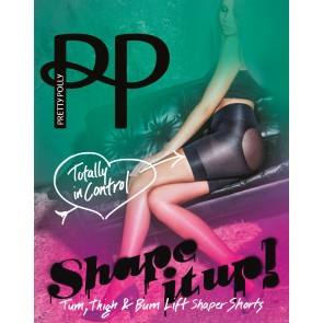 Pretty Polly Shape It Up Shaper Short