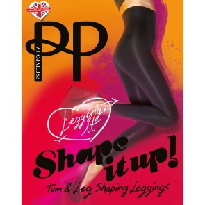 Pretty Polly Shape It Up Shaper Leggings