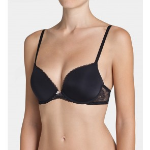 Triumph Dawn Spotlight Push-UP BH schwarz