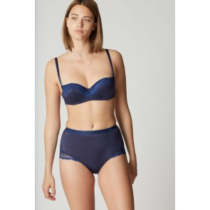 Lejaby Shade wattierter Halbschalen BH deep blue