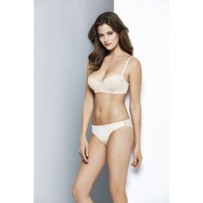 Wonderbra Refined Glamour Balconette Lace BH ivory