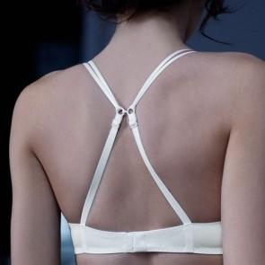 Simone Perele Romance Push Up BH mit herausnehmbaren Luftkissen und T-Rücken-Clip