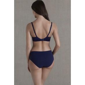 Simone Perele Wish Taillen-Slip marineblau
