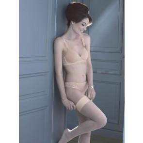 Simone Perele Caressence String skin rose