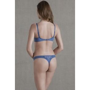 Simone Perele Andora String Blue Jeans