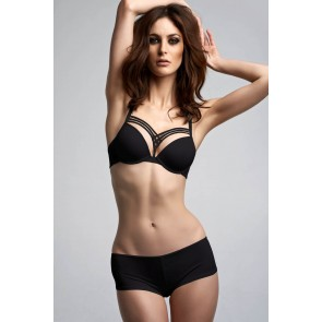 Marlies Dekkers Dame de Paris Push UP BH schwarz