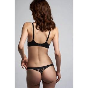 Marlies Dekkers Dame de Paris 2cm String schwarz
