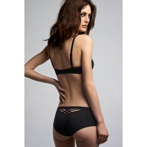 Marlies Dekkers Dame de Paris 12cm brazilian Shorty schwarz