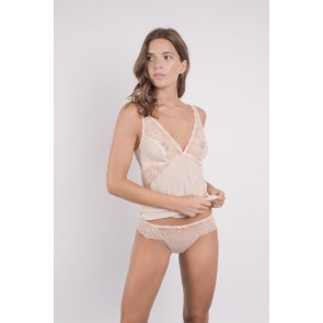 Lejaby Tender Top pink tendresse
