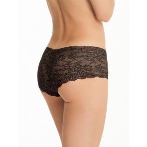 Sloggi Light Lace 2.0 Shorty schwarz
