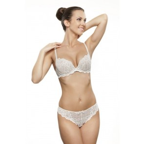 Chantelle Rive Gauche Push Up BH milk