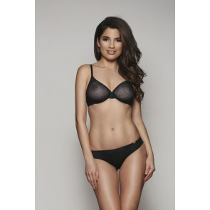 Gossard Glossies Animal Moulded BH schwarz