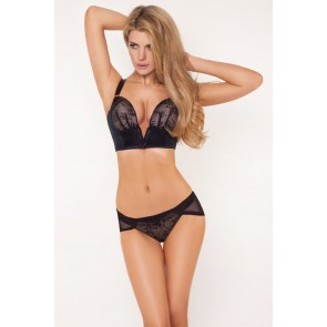Gossard Retrolution Staylo Push Up BH schwarz
