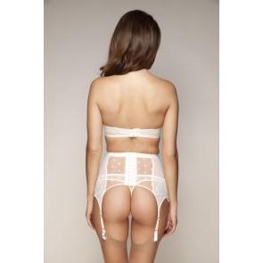 Gossard Femme Fatale Trägerloser Schalen BH ivory