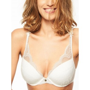 Chantelle Presage Push UP BH milk